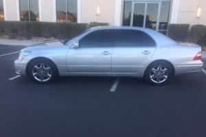 2004 Lexus LS Photo