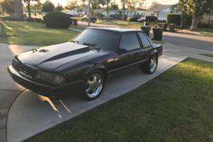1987 Ford Mustang LX Coupe