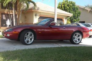2004 Jaguar XK8 Photo