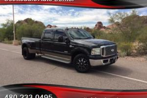 2006 Ford F-350 Super Duty Lariat, DRW, Head Studded