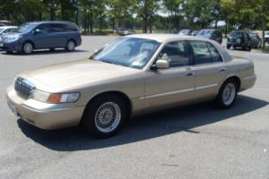 2000 Mercury Grand Marquis