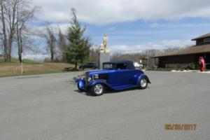 1932 Ford roadster with carson top fiberglass roadster
