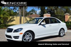 2014 Mercedes-Benz C-Class 4dr Sedan C250 Sport RWD W/P1 Package and Becker M