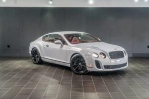 2010 Bentley Continental GT 2dr Coupe