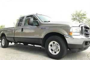 2004 Ford F-250 LARIAT SUPERCAB BULLETPROOF TURBO DIESEL HEADSTUDS