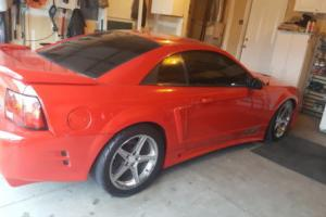 2004 Ford Mustang Mustang