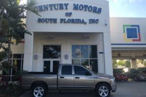 2007 Dodge Ram 1500 SLT 4DR QUAD CAB LOW MILES SALT FREE