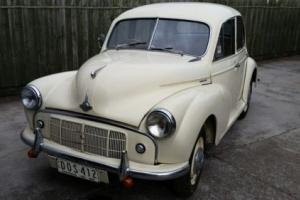 Morris minor 1953 split windscreen Photo