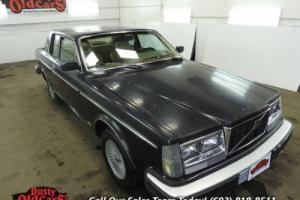 1981 Volvo 260 Bertone Coupe Body Inter Good 2.8LV6 4spd man