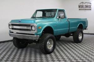 1969 Chevrolet C20 4X4 RESTORED AUTO PS PB