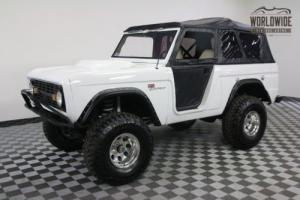 1968 Ford Bronco SPORT 351 V8 RESTORED NEW LIFT AND WHEELS