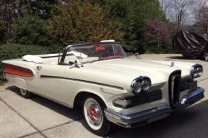 1958 Edsel PACER Photo