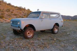 1971 International Harvester Scout II