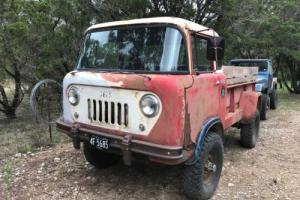 1962 Willys FC-170