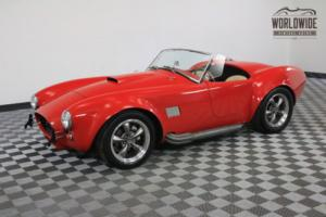 1965 Replica/Kit Makes COBRA FACTORY FIVE COBRA 4.6L FI MOTOR. FAST