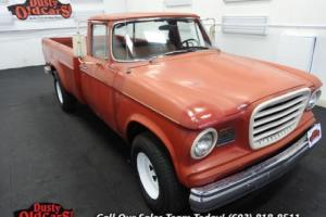 1964 Studebaker Champion Runs Yard Drives 289V8 3 spd man