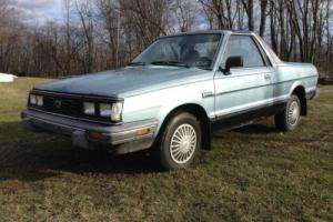 1986 Subaru Other BRAT Photo