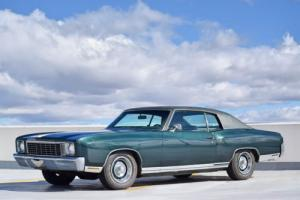 1972 Chevrolet Monte Carlo Photo