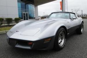1982 Chevrolet Corvette Coupe Photo