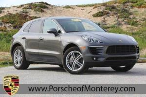 2015 Porsche Other AWD 4dr S