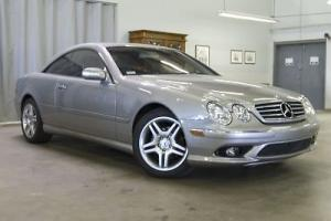 2006 Mercedes-Benz CL-Class CL500 COUPE