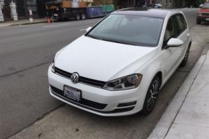 2015 Volkswagen Golf TSI SE 4-Door