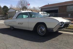 1963 Ford Thunderbird Photo