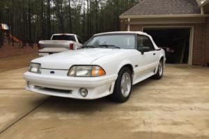 1992 Ford Mustang GT conv