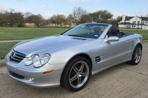 2006 Mercedes-Benz SL-Class 2 Dr Roadster Photo