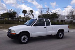 2003 Chevrolet S-10 Extended Cab 4WD FL Truck