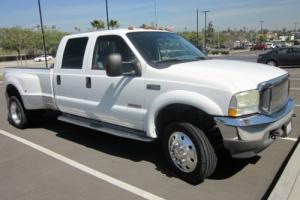 2003 Ford F-550 550