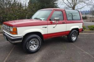 1989 Ford Bronco II