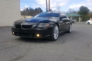 2004 BMW 6-Series Photo