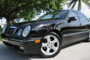 2002 Mercedes-Benz E-Class E 320 Class Photo