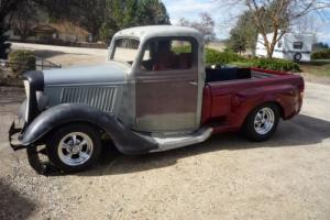 1936 Ford pickup street rod