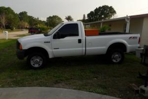 2006 Ford F-350 regular cab