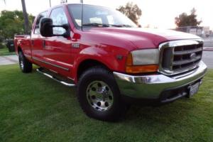 1999 Ford F-350 XLT SUPER DUTY