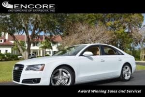 2013 Audi A8 4dr Quattro AWD Sedan 3.0L W/Sport Design Package