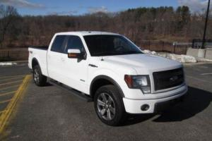 2014 Ford F-150 FX4 4x4 4dr SuperCrew Styleside 6.5 ft. SB