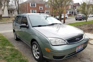 2006 Ford Focus ZXW Photo