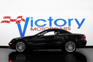 2008 Mercedes-Benz SL-Class SL550 2dr Roadster 5.5L V8 Photo