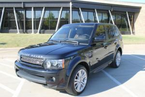 2012 Land Rover Range Rover LUXURY