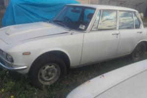 1971 Mazda 1800 Deluxe Sedan project, V8 Rotary Turbo Restore