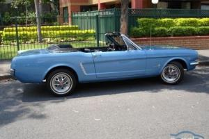 1965 Ford Mustang Convertible - A must see!