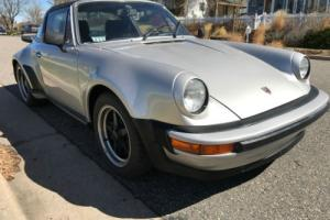 1970 Porsche 911 Targa Photo