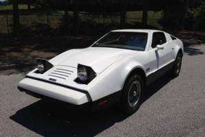 1974 Bricklin SV-1 SV-1 AMC 360 Engine Canadian Built Bricklin