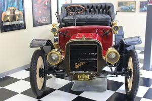 1908 Cadillac Model S Runabout Photo