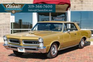 1965 Pontiac GTO Tri-Power Special Order Tiger Gold