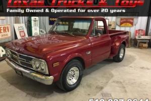 1970 GMC Pickup C-10 TRUCK Photo