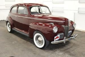 1941 Ford Other Pickups Runs Drives Body Inter VGood V8 Cruise Ready